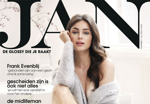 Jan Magazine - Jantje